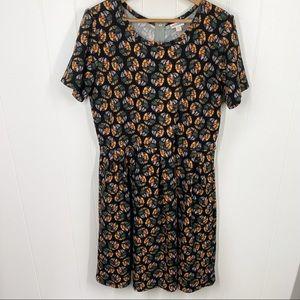Lularoe Amelia Fit & Flared Dress 3X
